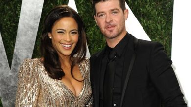 Photo of Robin Thicke, Paula Patton Ending Marriage