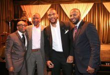 Photo of Perry, Lee and Poitier Feted at Essence Event