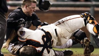 Photo of Baseball Set to Announce Plate-Collision Rule