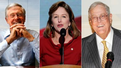 Photo of Koch Brothers Bombard Vulnerable Senate Democrat Kay Hagan