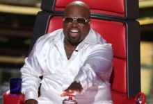 Photo of CeeLo Green Leaving 'The Voice'