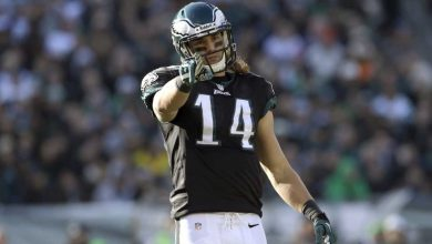 Photo of Riley Cooper, Who Was Briefly Exiled From The Philadelphia Eagles After Racial Slur, Signs New Five-Year Deal