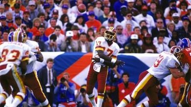 Photo of Redskins Promote Doug Williams to Senior Vice President of Player Personnel