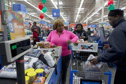 Photo of Wal-Mart Sues Visa for $5 Billion Over 'Swipe Fees'