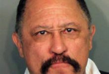 Photo of Judge Joe Brown Challenging Contempt Charges