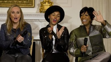 "Photo of ""Women of Soul"" Wow the White House, First Lady"