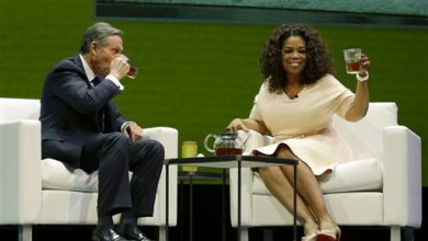 Photo of Oprah Chai Tea to be Sold at Starbucks Stores
