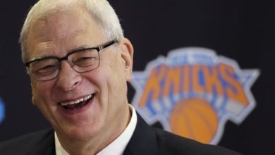 Photo of Jackson Has Control of the Knicks and Plenty to Do