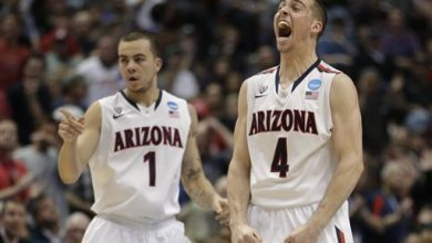 Photo of Arizona, Wisconsin Advance to NCAA West Final