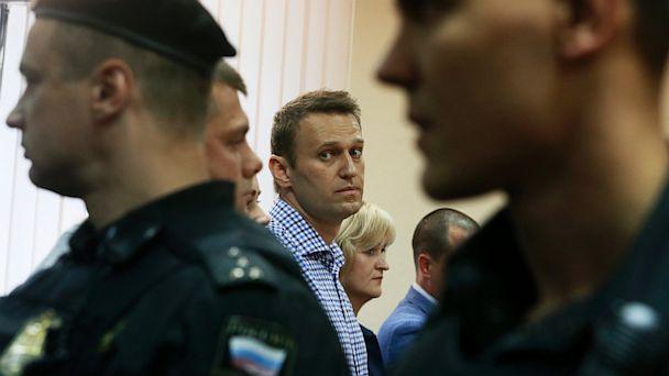 Alexei Navalny (Image Credit: Dmitry Lovetsky/AP Photo)
