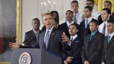 Photo of Men's Letter to President Obama Seeking Inclusion of Black Females