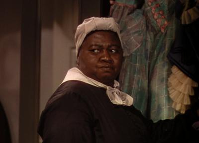 """Hattie McDaniel as Mammy in """"Gone With the Wind"""""""