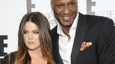 Photo of Khloe Kardashian: Still Not Over Lamar Odom?!?