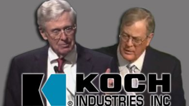 Photo of Who Controls the Kochs' Political Network?