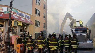 Photo of Officials: All 8 Missing in NYC Blast Recovered