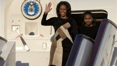 Photo of US First Lady to Avoid Politics on Beijing Visit