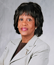 Photo of Waters Calls for Action on Data Security