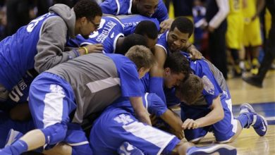 Photo of Kentucky's Freshmen Have Come of Age in Postseason
