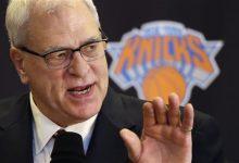 Photo of Jackson Seeking Knicks Coach, Says it Won't be Him