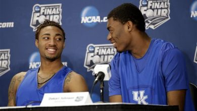 Photo of Kentucky Brings Up Memories of Fab Five