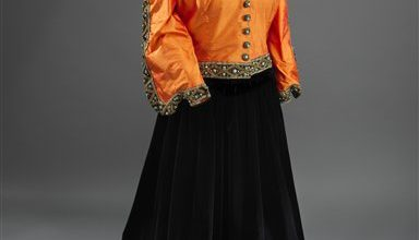 Photo of Marian Anderson's Concert Dress Goes On View in DC