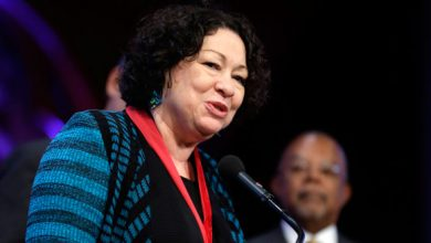 Photo of Sotomayor Accuses Colleagues of Trying to 'Wish Away' Racial Inequality
