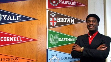 Photo of Long Island Teen Kwasi Enin Accepted to All 8 Ivy League Universities