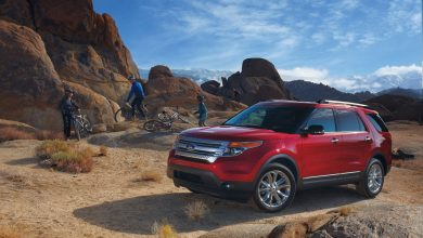 Photo of Auto Review: 2014 Ford Explorer