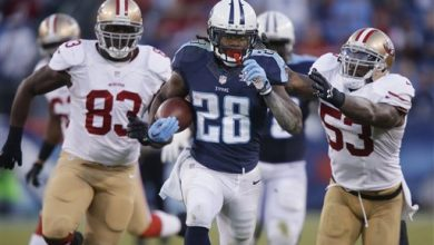 Photo of Jets Sign Former Titans RB Chris Johnson