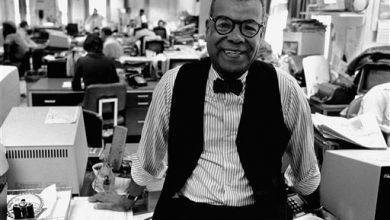 Photo of Veteran Journalist and NABJ Co-Founder Stone Dies