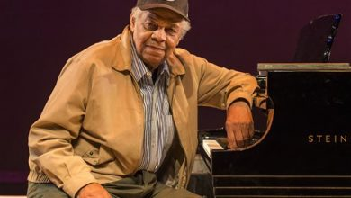 Photo of 'Paul Robeson' Playwright Phillip Hayes Dean Dies