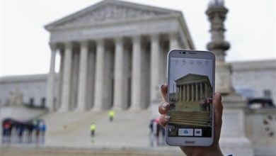 Photo of Justices Wary of Unlimited Cellphone Searches