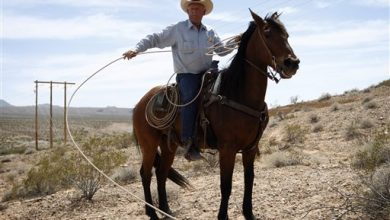 Photo of Nevada Rancher Condemned for Racist Remarks