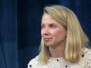 """While our video offering is still nascent, we have made some good progress in 2013,"" Marissa Mayer, Yahoo's CEO, told investors in an earnings call in January."