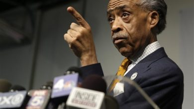 Photo of Al Sharpton Says Report of FBI Cooperation Not New