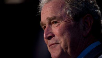 Photo of Bush Says Education Achievement Gap is 'Scandalous'