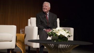 Photo of Jimmy Carter Says His Life Shaped by 'Black Culture'