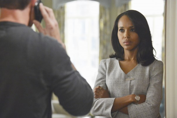 """Kerry Washington as Olivia Pope in a scene from """"Scandal."""" (AP Photo/ABC, Eric McCandless)"""