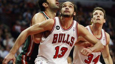 Photo of Bulls' Noah Headlines NBA's All-Defensive Team