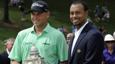 Photo of Tiger Woods Tournament at Congressional Every Other Year