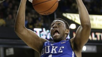 Photo of Duke's Parker to Decide Wednesday on Going Pro
