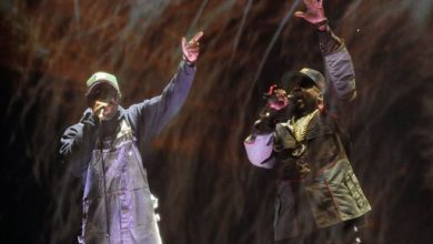 Photo of VIDEO: OutKast Reunites at Coachella for First Concert in Years