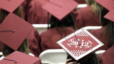Photo of Report: 4 in 5 US High School Students Graduate