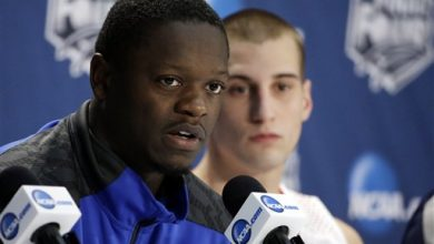 Photo of Julius Randle Guides Kentucky Back Home to Dallas