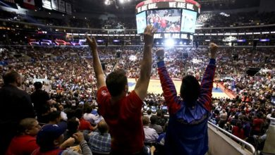 Photo of Jordan, Paul Lead Clippers Over Warriors, 113-103