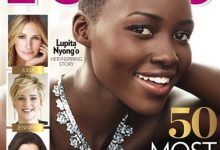 Photo of Lupita Nyong'o Named People's 'Most Beautiful'