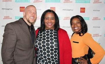"Photo of Wells Fargo and First Generation Films Launch ""Go College!"" Initiative in Los Angeles"