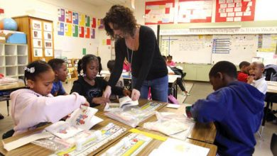 Photo of US Teachers Nowhere as Diverse as Their Students