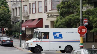 Photo of Postal Service Adds Sunday Delivery for Holidays