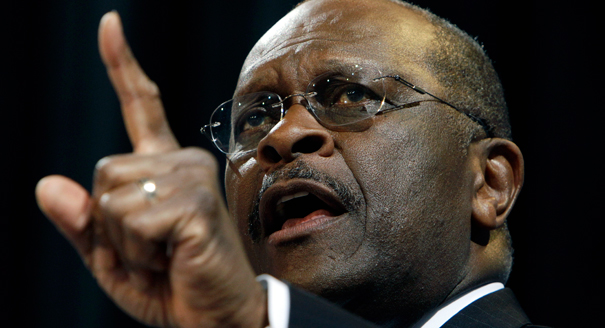 Former Republican presidential candidate Herman Cain (AP Photo)